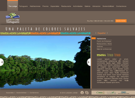 Hotel tortuguero site by the-lines