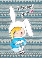 I Bunny You by carilica