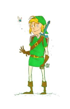 Link by TeegKetchen