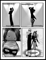 Center Stage Heroes Introduction Manga by Aisiko