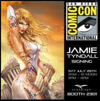 Comiccon 2014 by jamietyndall