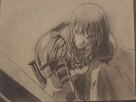 Claymore by DarkFlame88