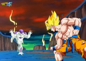 A vanishing duel by kingvegito