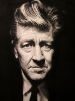 David Lynch by moonaniteone