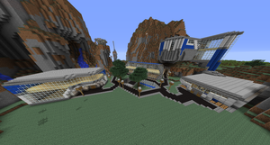 Minecraft Village (WIP) by jehuty789