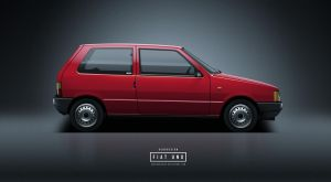 Fiat Uno by AeroDesign94