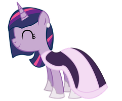 Twilight at the 2012 Gala by dragonpony