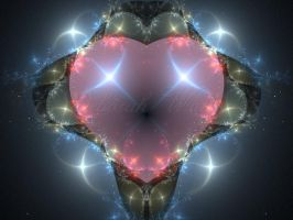 Crystalline Heart by DWALKER1047