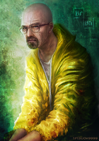 Breaking Bad: Walter White by tetsuok9999