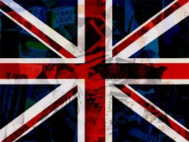British Punk flag by masternoname
