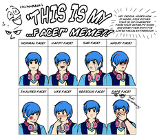 Face Meme by Ask-Snow-Prince