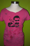Rochelle Shirt Left 4 Dead by MonkeyHeartless
