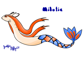 Milotic by coolcharizard200