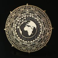 12-12-12 Geocoin by cwaddell