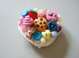 First decora pocket mirror by LittleMissDelicious