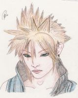 Cloud Strife by DJesterS