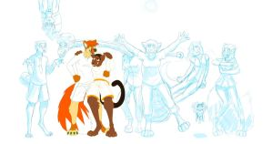 Sign group anthro 2.0 WIP by JLindseyB