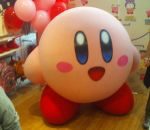 Kirby 20th at Nintendo World 21 by MarioSimpson1