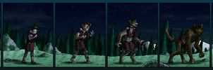 TF Contest - 01 - Werewolf by oldiblogg