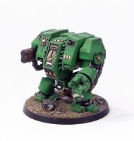 Dreadnought Angle by darkcornerpainting