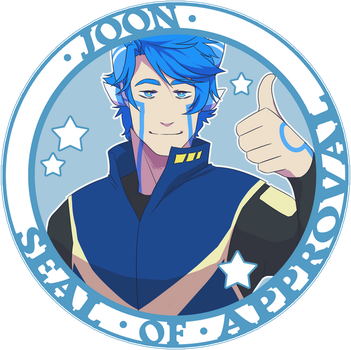 joon seal of approval [aerolin] by papafe