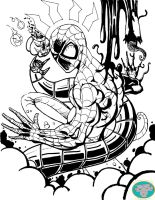 Spidy page by WTK