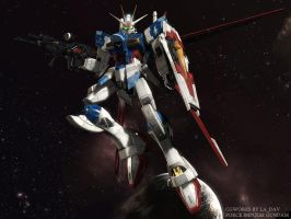 FORCE IMPULSE GUNDAM CG05 by Ladav01