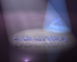 ubuntu spotlight - blue by dr-druids