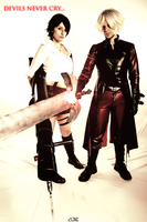 Devils Never Cry... by Snakethoot