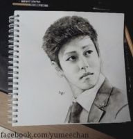 lee hyun woo by Laaury