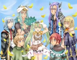 Rune Factory 4 by HimenoRenai