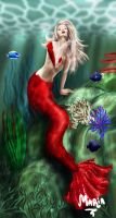 The Lost Mermaid by 00Maria00