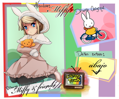 Miffy CartoonTown by angel-athena