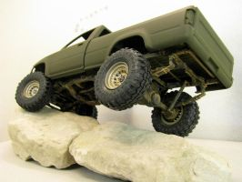 Toyota 4x4 model pickup by R0tti