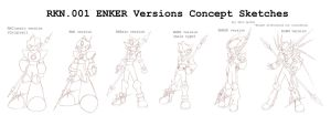 RMN - Enker Versions Concepts by yukito-chan