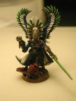 Autarch by cbomb13