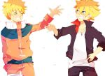 Naruto and Boruto by Black-chappy