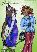 :Shall We Dance?: by StephRatte