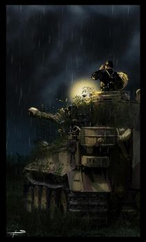 Tiger tank gif by Fisher22