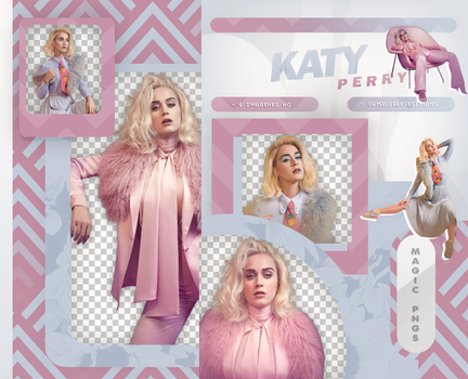 PACK PNG 859| KATY PERRY by MAGIC-PNGS