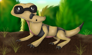 Sandile by PlagueDogs123