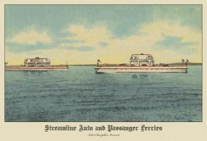 Steamline Auto and Ferries by ironman8855