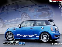 Mini Cooper S R56 Tuning by Ha by TuningmagNet