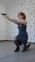 Agent Lisa 12 by Panopticon-Stock
