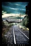 down by the railroad by moskito-one