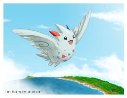Togekiss by Roy-Flowers