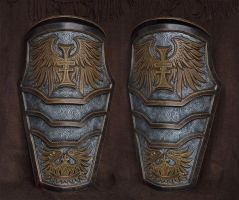 Warhammer 40000 Inquisitor cosplay [WIP] LEG by my99reality