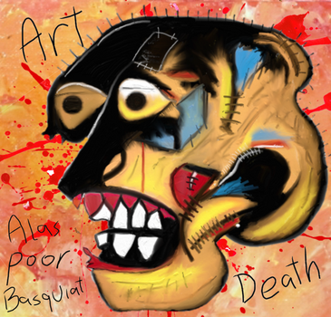 Art and Death by Dan-Tocher