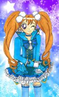 Prize: SnowStar by Magical-Mama