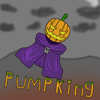 Pumpking by toamac